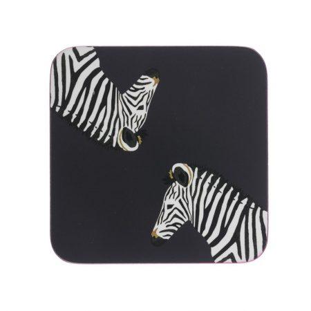 sophie allport zebra coasters