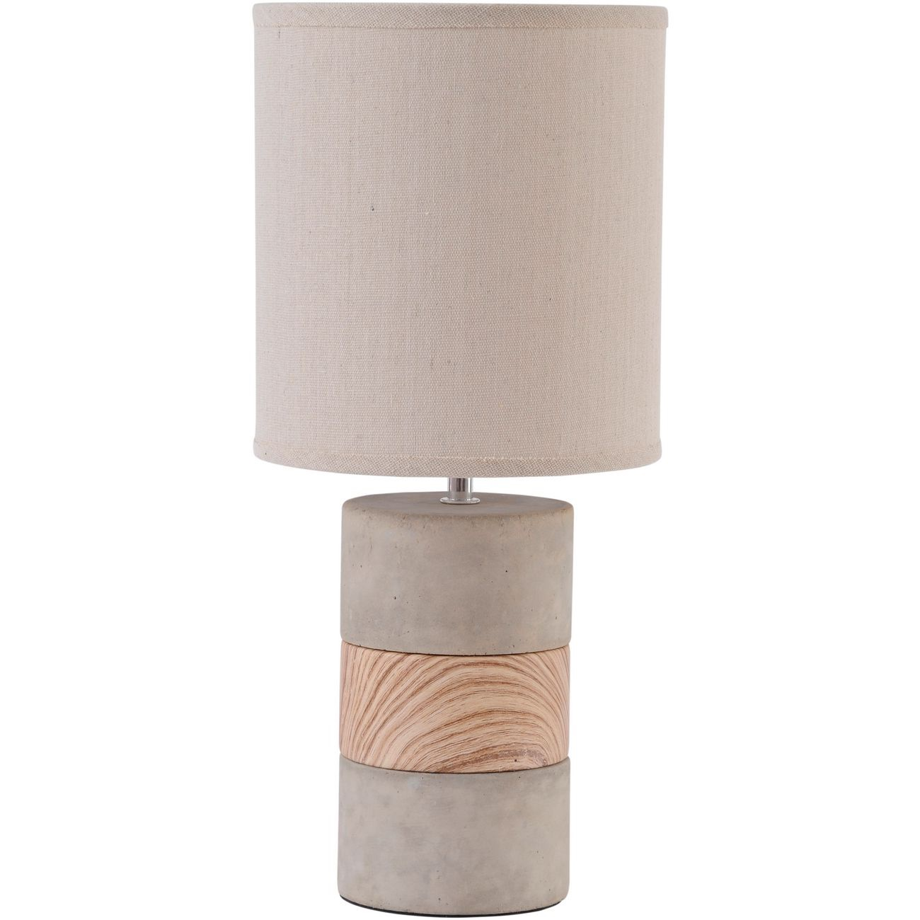Concrete Table Lamp   Lighting