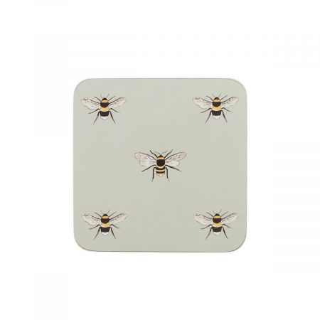 sophie allport bees coasters