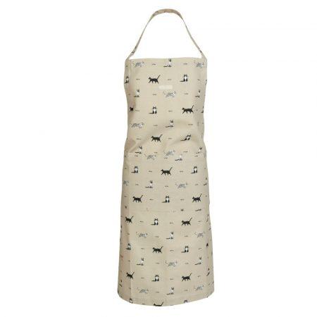 sophie allport cat apron