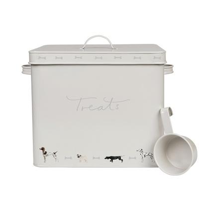 sophie allport dog food tin