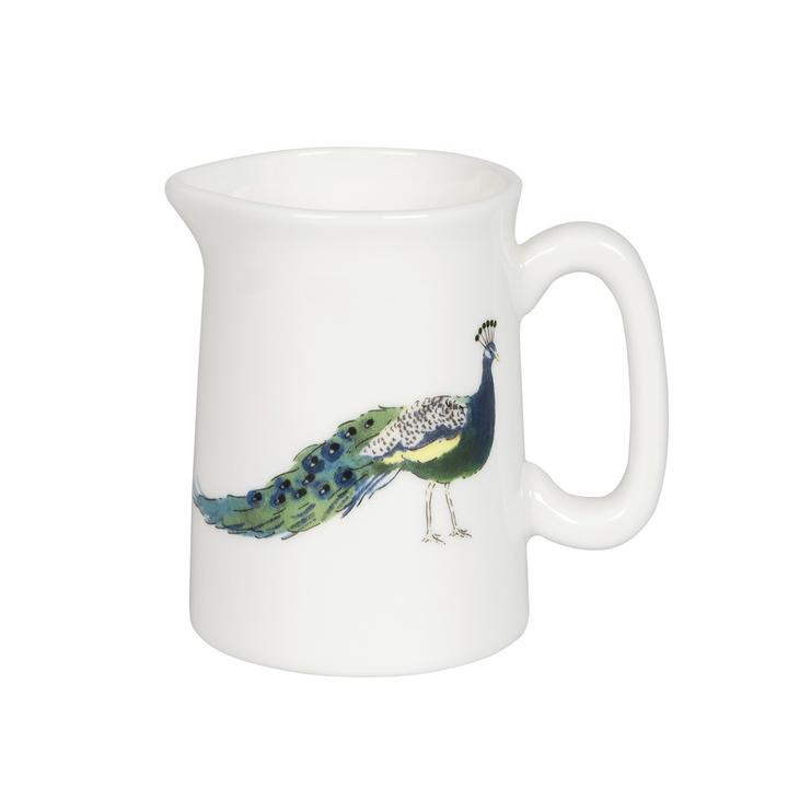 sophie allport peacock jug mini