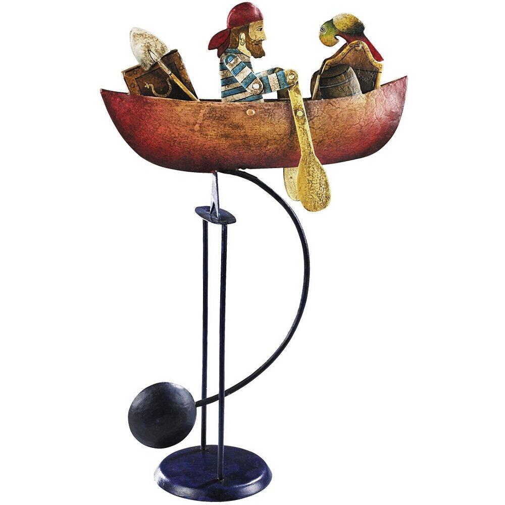 balance toy pirate