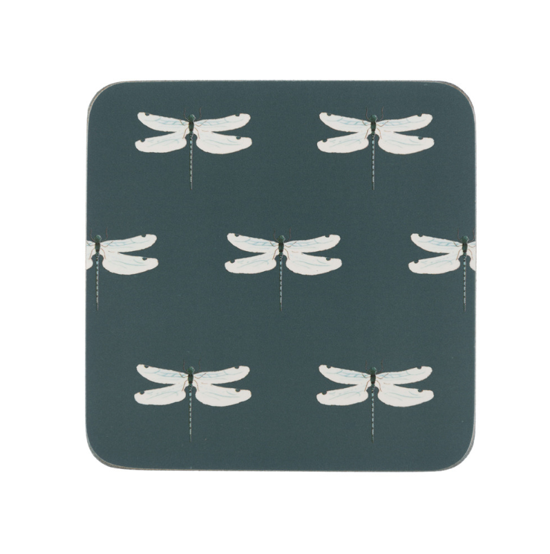 sophie allport dragonfly coasters