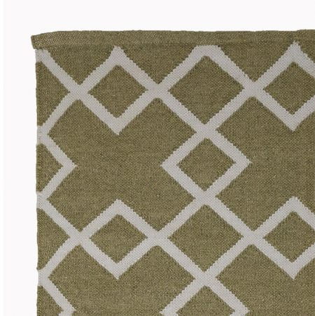 Juno Recycled Rug Lichen | Outdoor Gifts