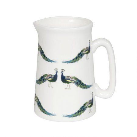 sophie allport peacocks small jug