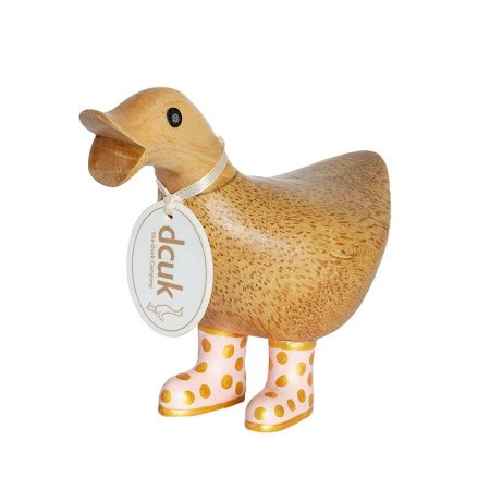 DCUK duck in welly boots