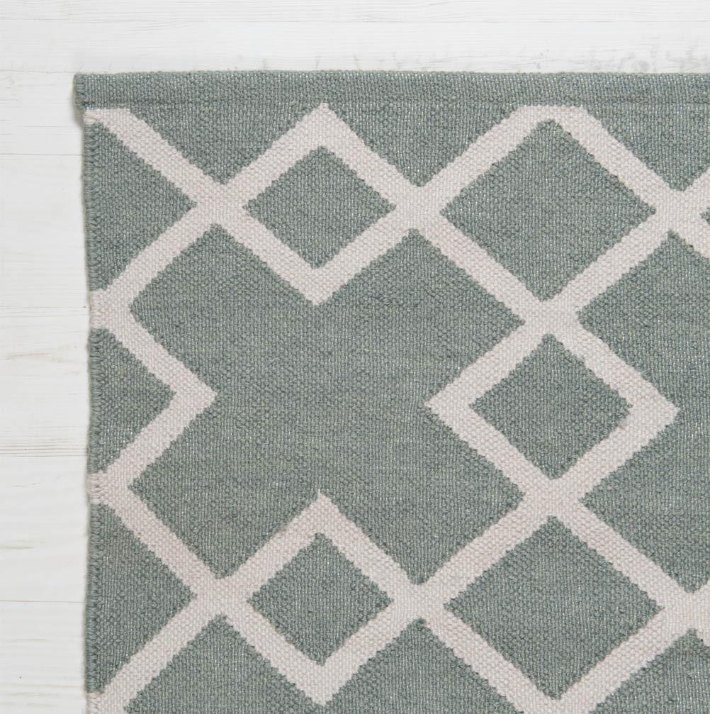 Juno Recycled Rug Grey | Outdoor Gifts
