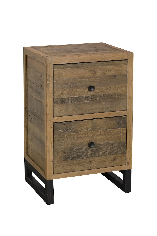 Newland 2 Drawer Filing Cabinet