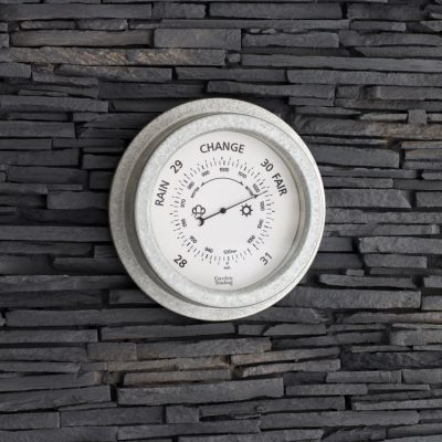 Outdoor Thermometers and Barometers