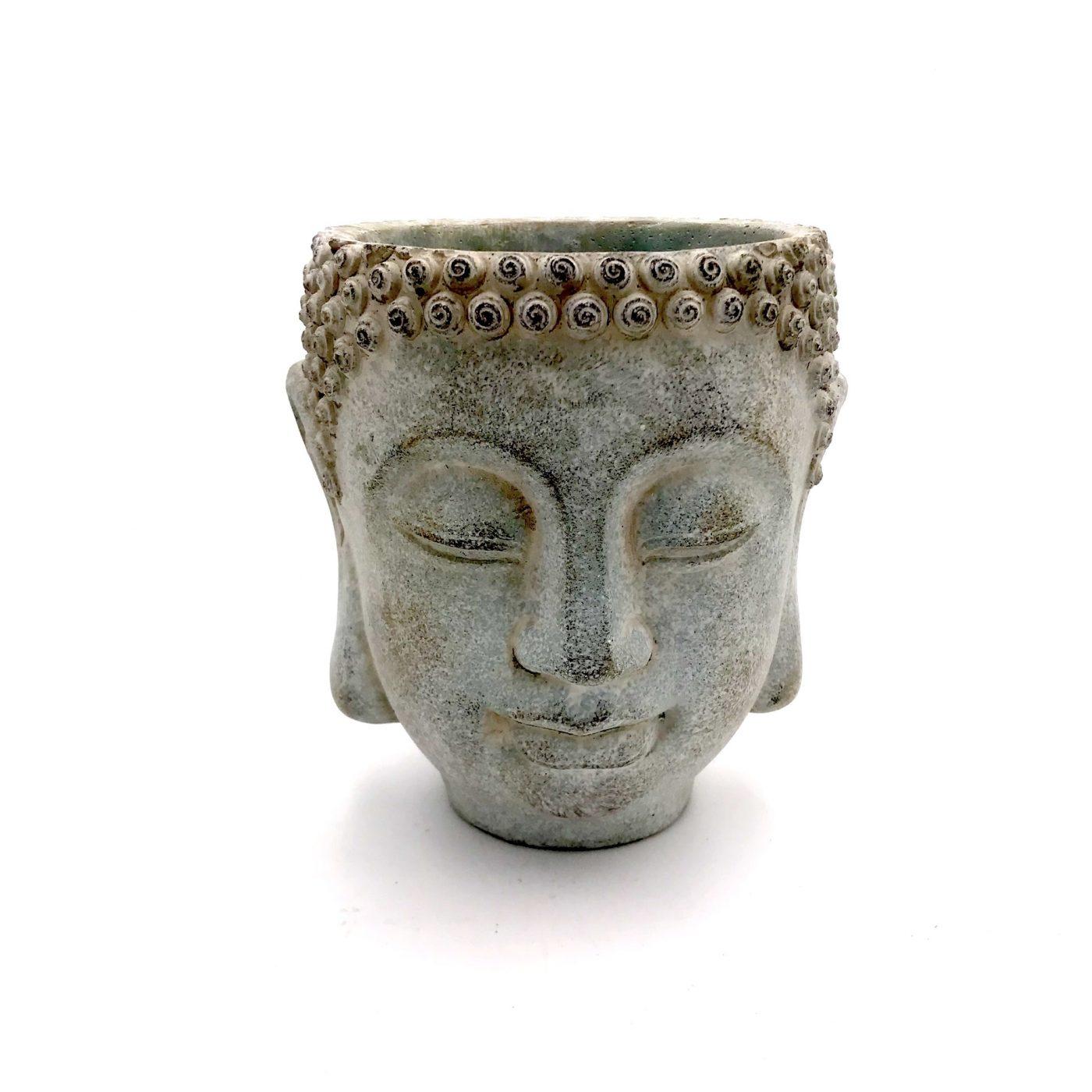 medium buddha planter