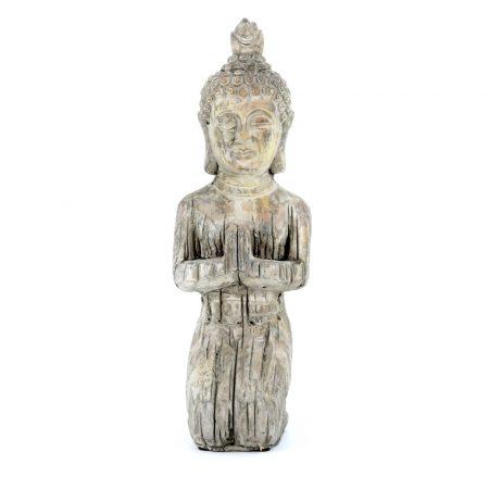 Kneeling Buddha Garden Ornament