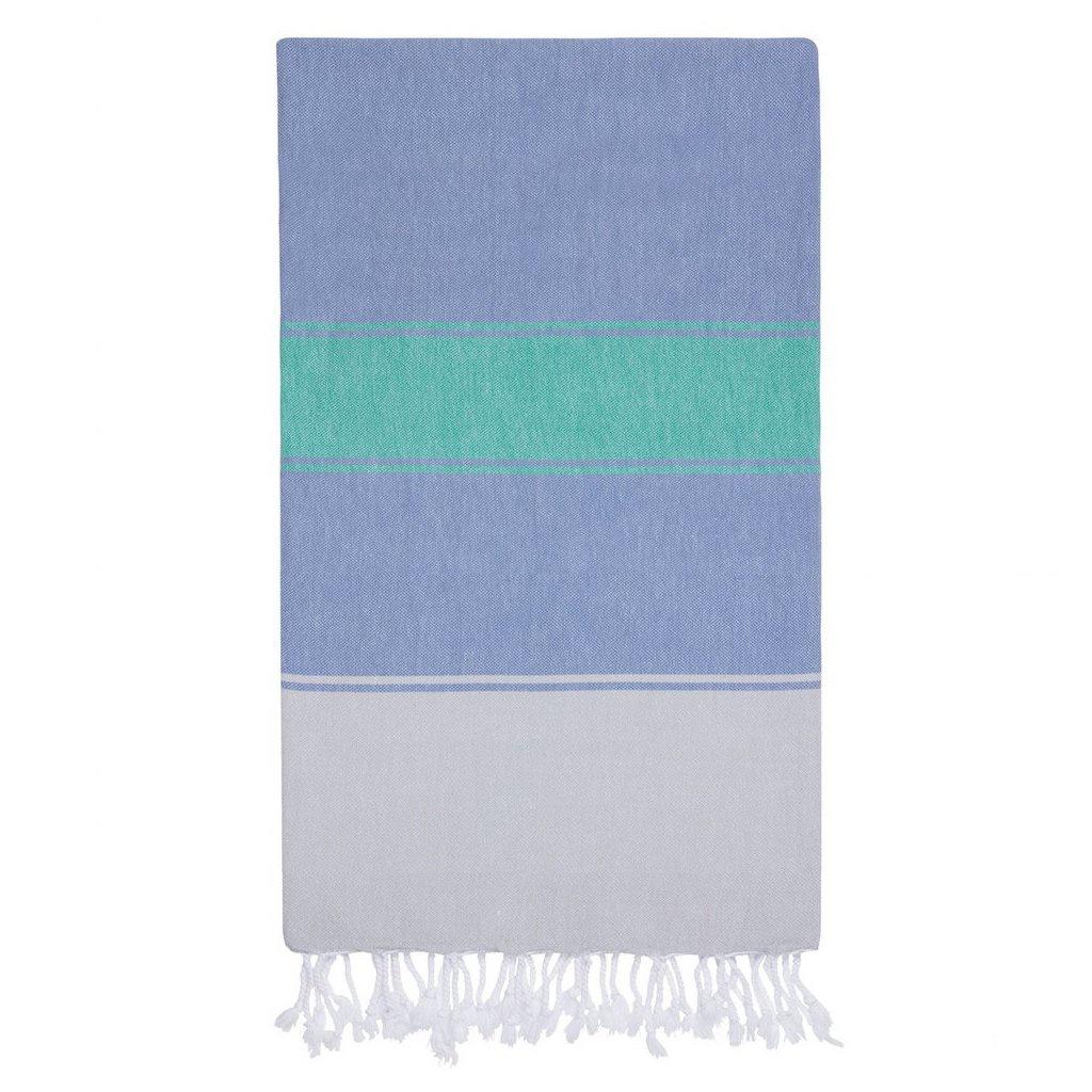 Talia Towel Denim   Christmas Hosting