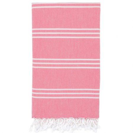 Perim Towel Grapefruit | Christmas Hosting