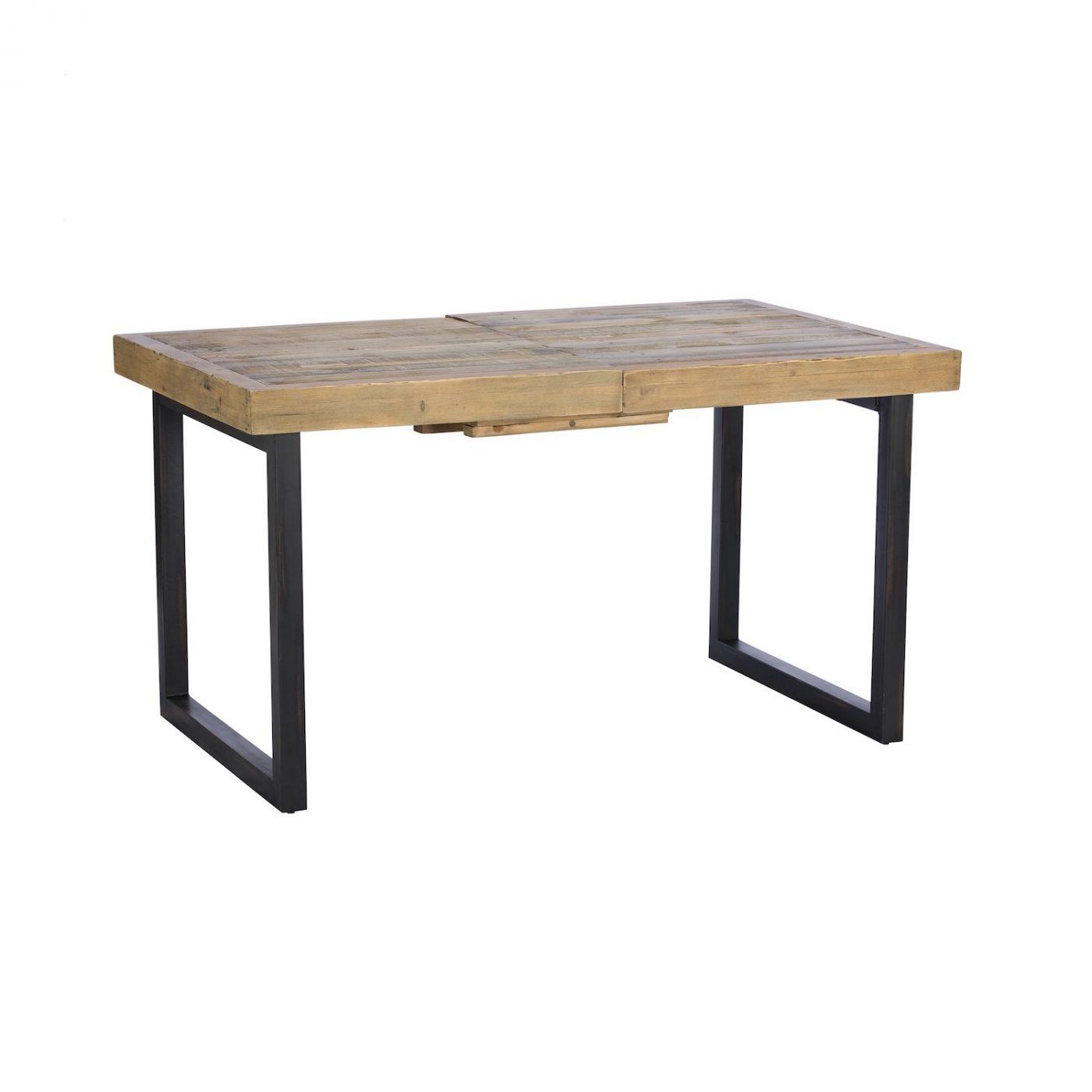 Newland 140cm-180cm Fully Extending Dining Table