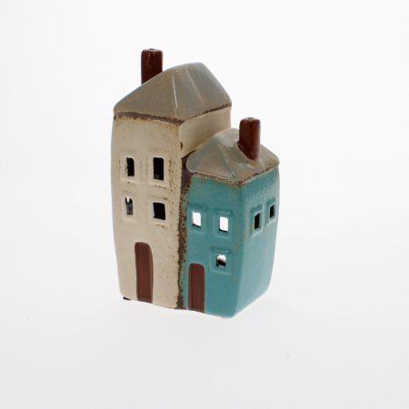 cottage tealight holder