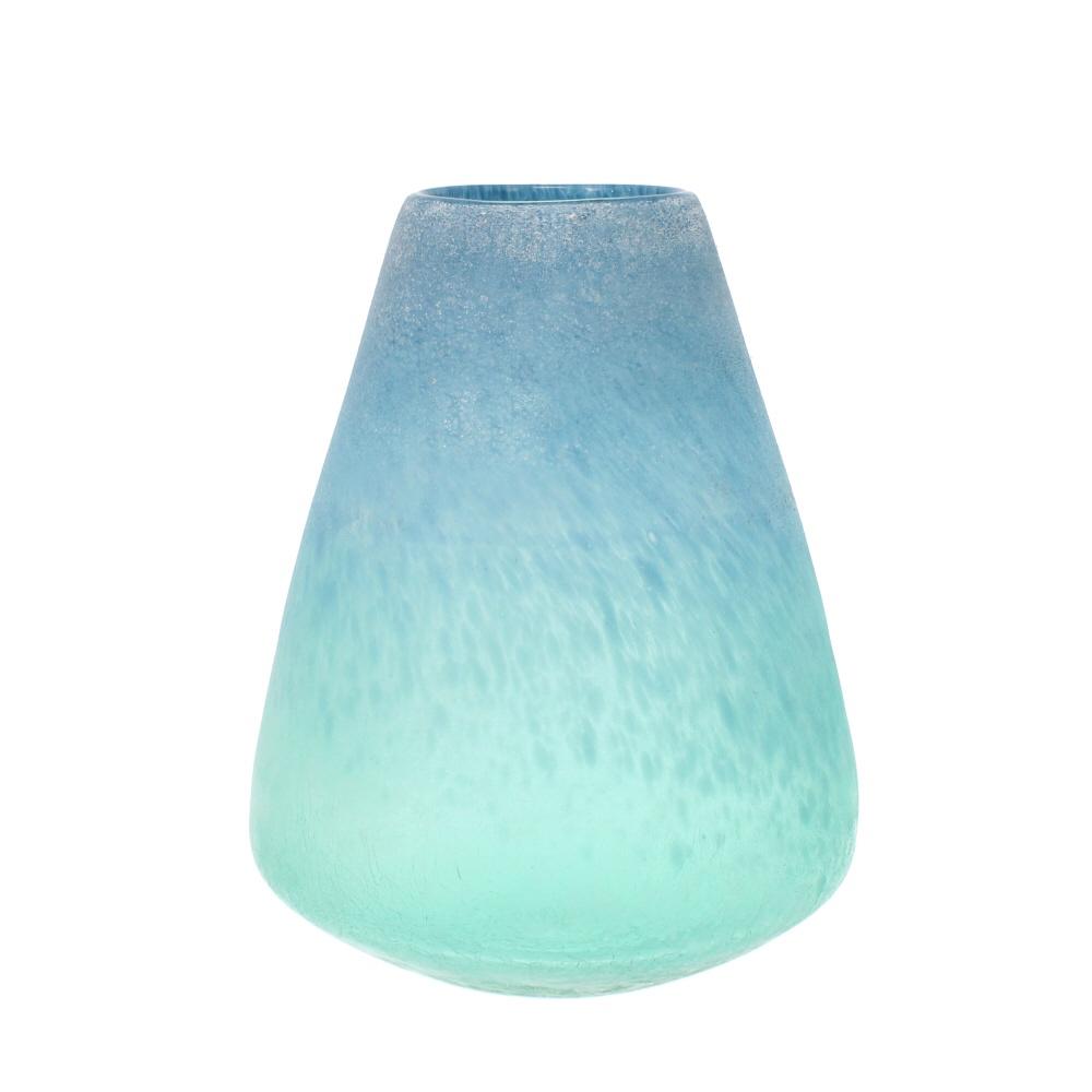 Seaspray Glass vase