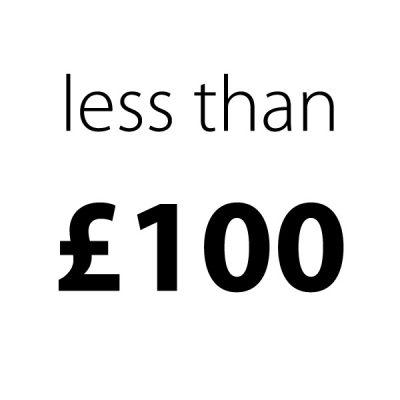 Gifts under £100