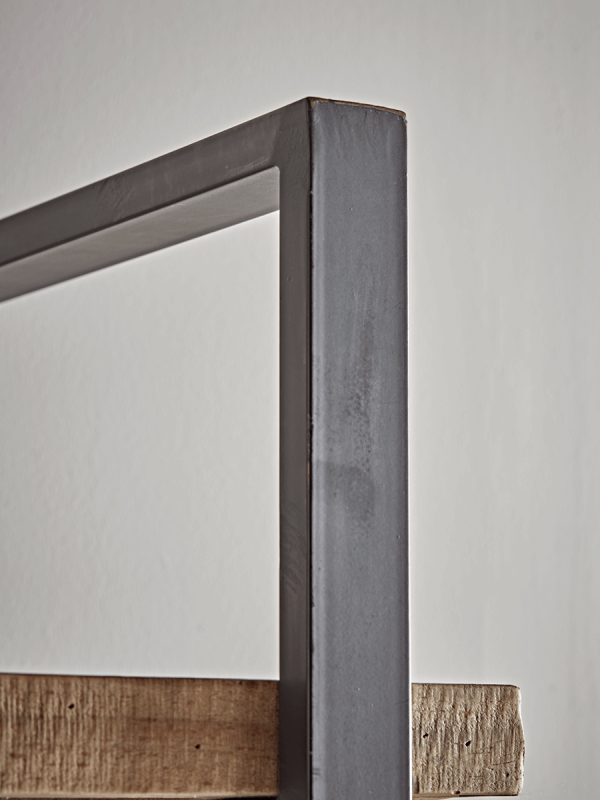 newland tall bookcase frame