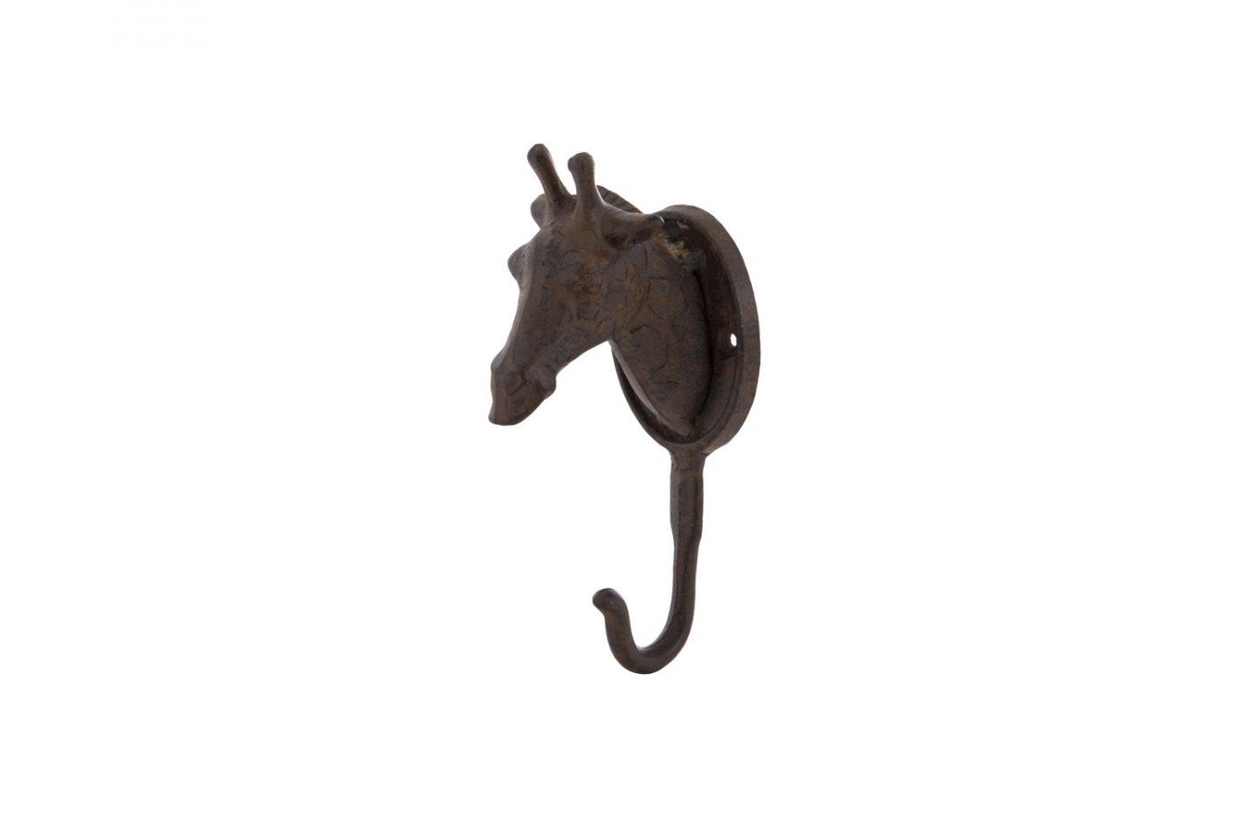 Metal Giraffe Hook