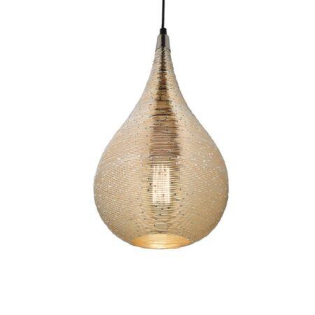 coil pendant light large