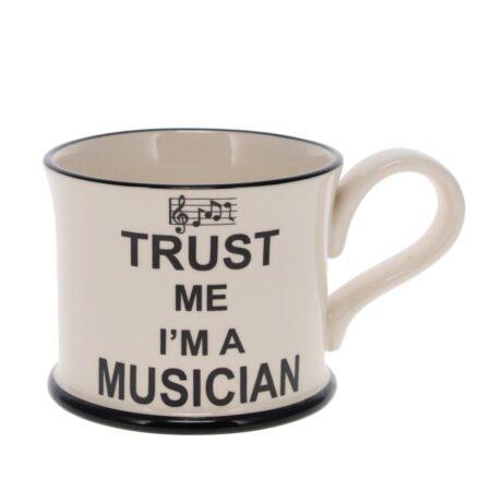 Trust me I'm a Musician Mug
