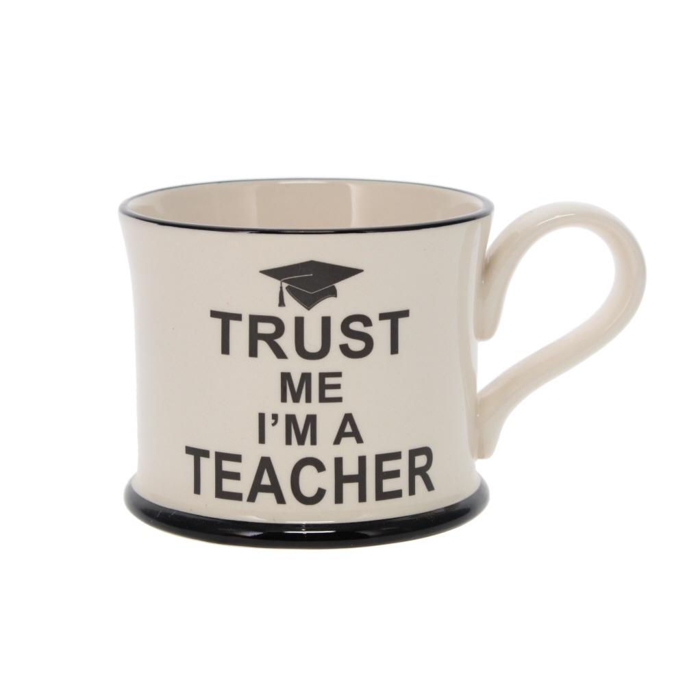 trust me I'm a teacher mug