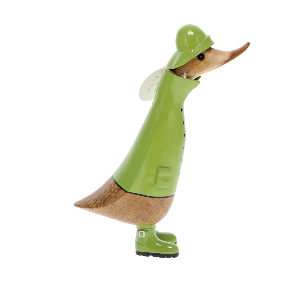 DCUK rainy duck green
