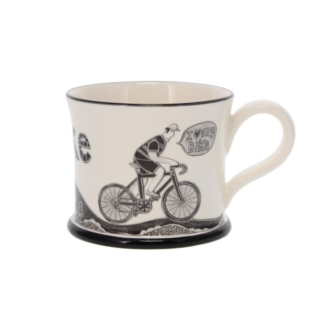 on yer bike boy mug