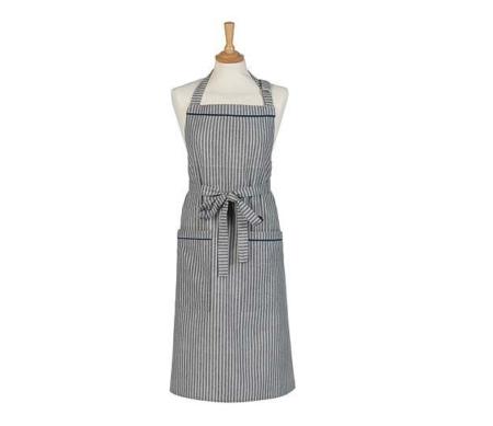 hampton stripe apron