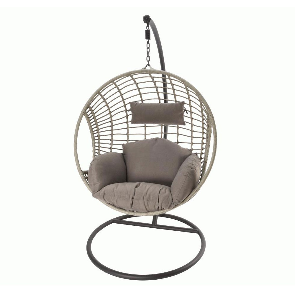 hangout swing garden chair