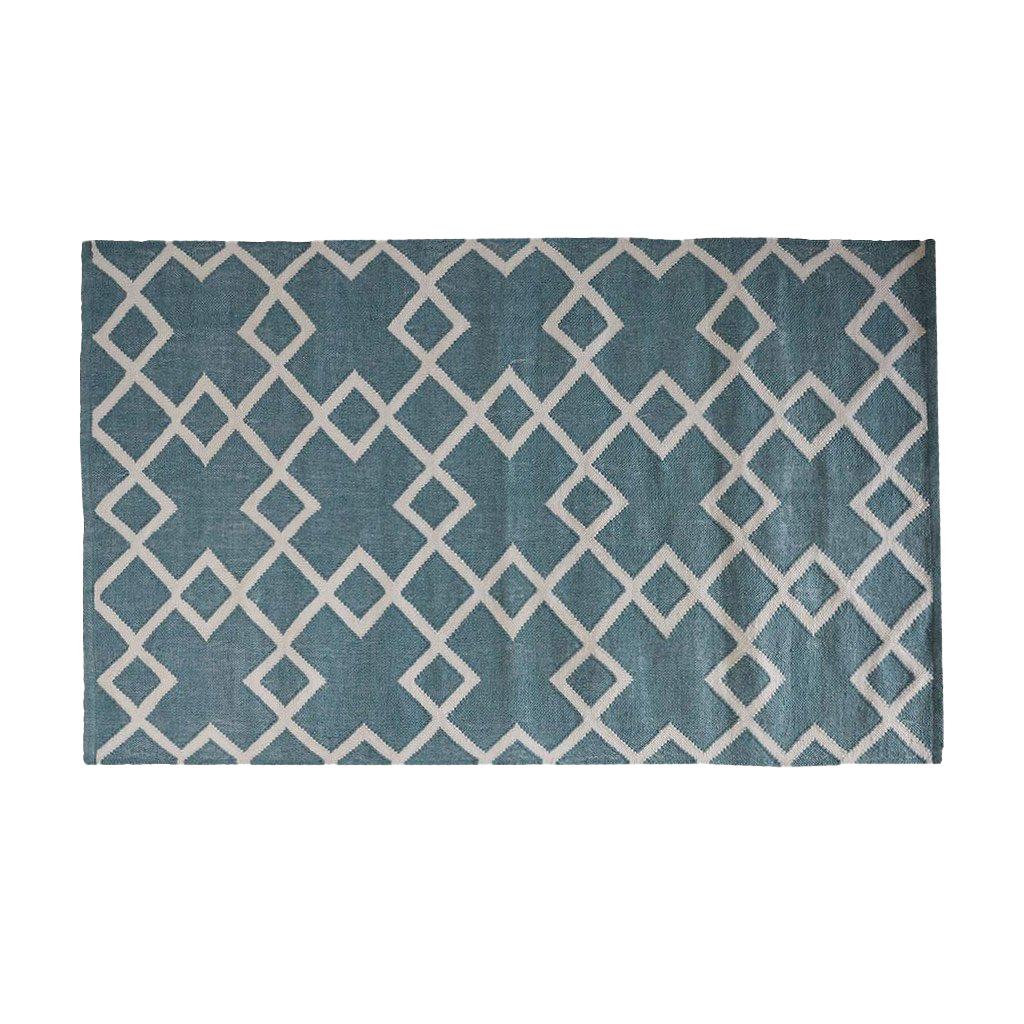 weaver green juno rug
