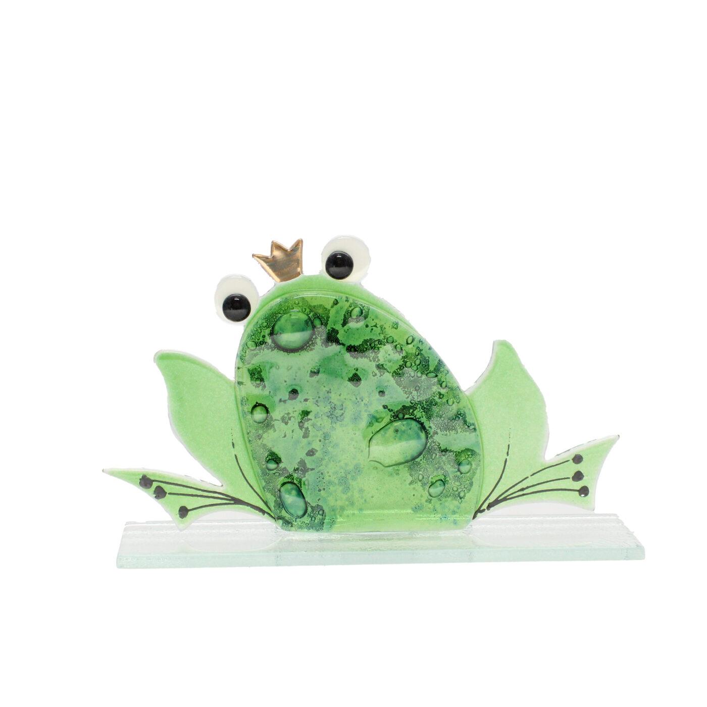 glass frog prince large