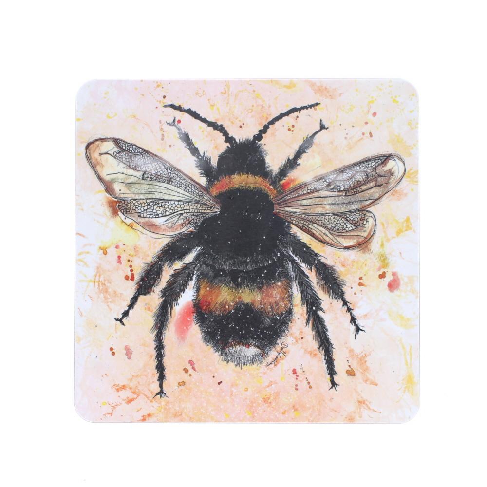 placemat bumble bee design