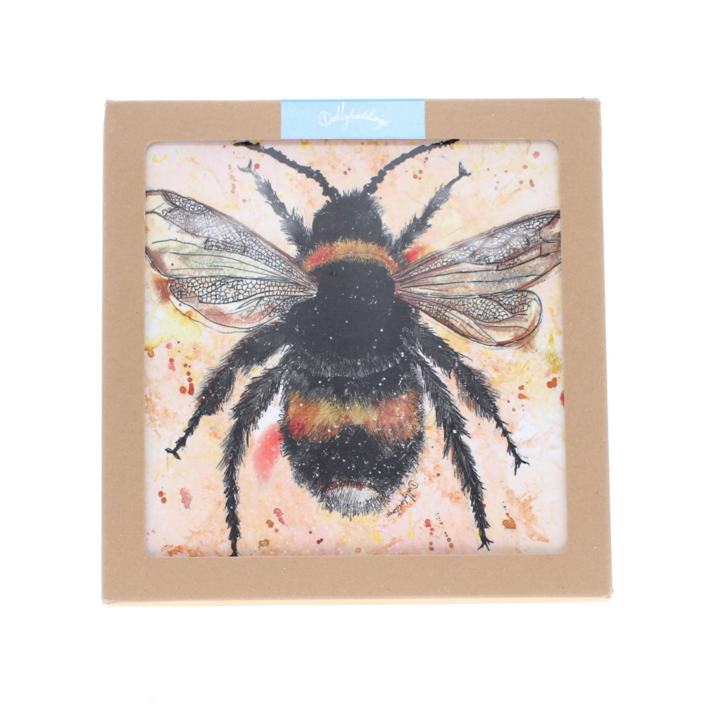 placemats bumble bee design