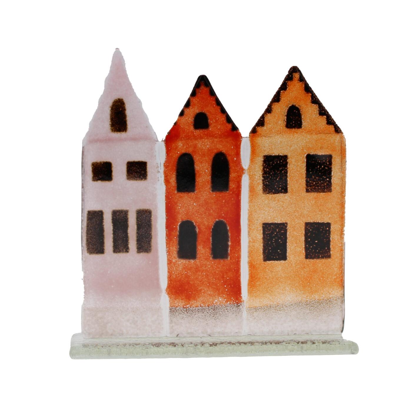 glass houses sculpture