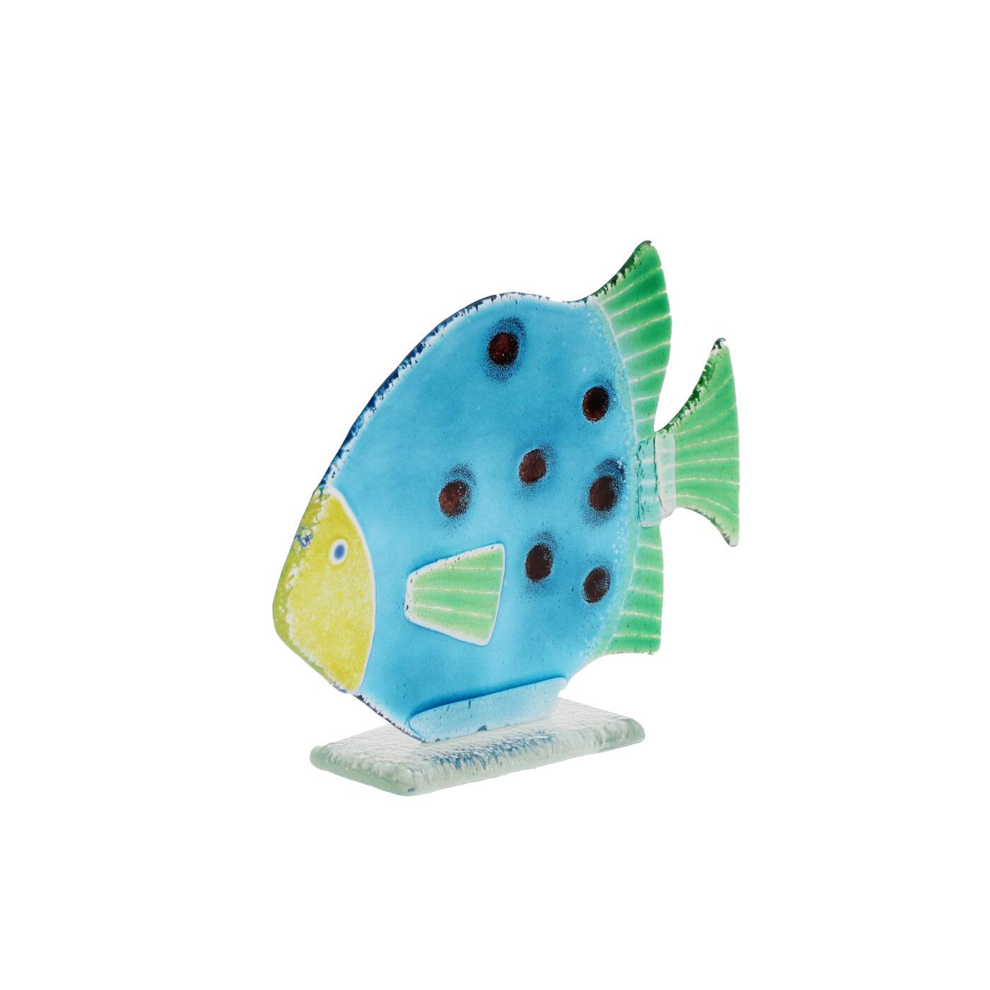 glass fish black spot