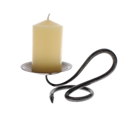 single round candlestick