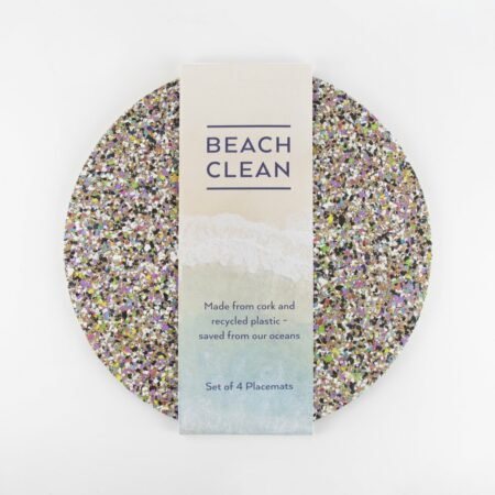 beach clean coasters