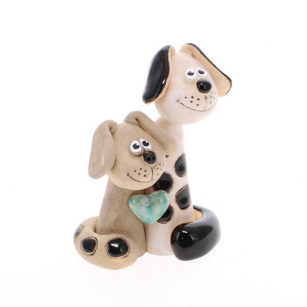 ceramic dog pals