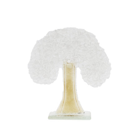 glass tree winter