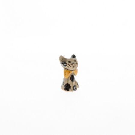 mini cat ornament