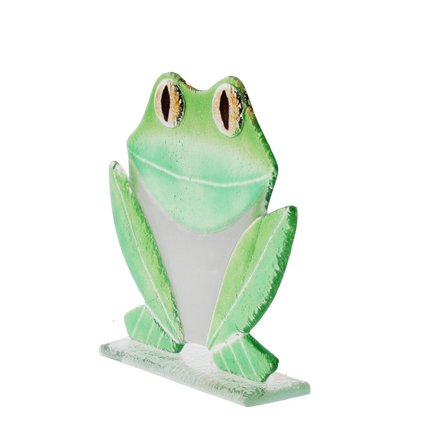 glass froggy