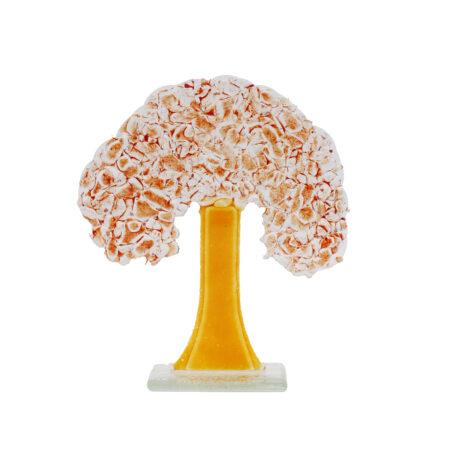glass tree autumn