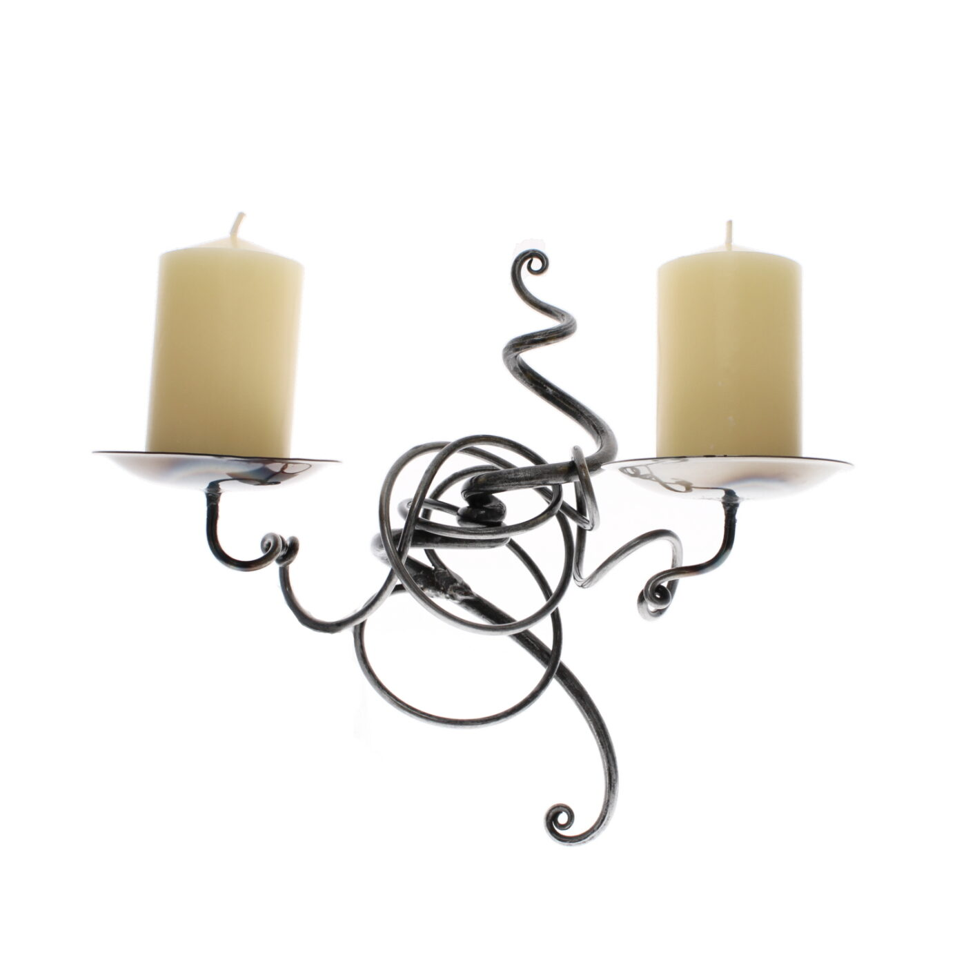 double tangle wall sconce