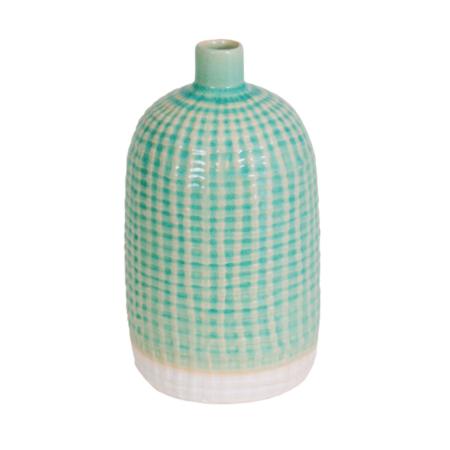 shorton mint ceramic vase