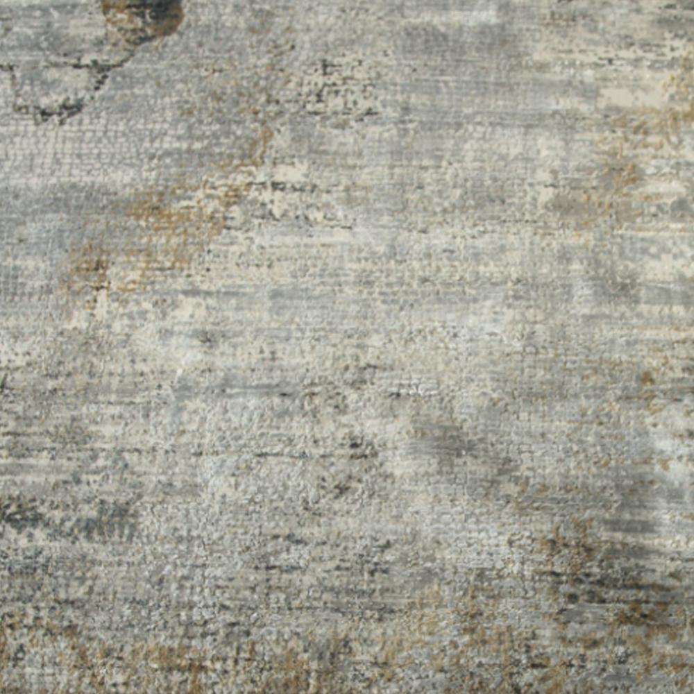 toros illusion rug frost grey