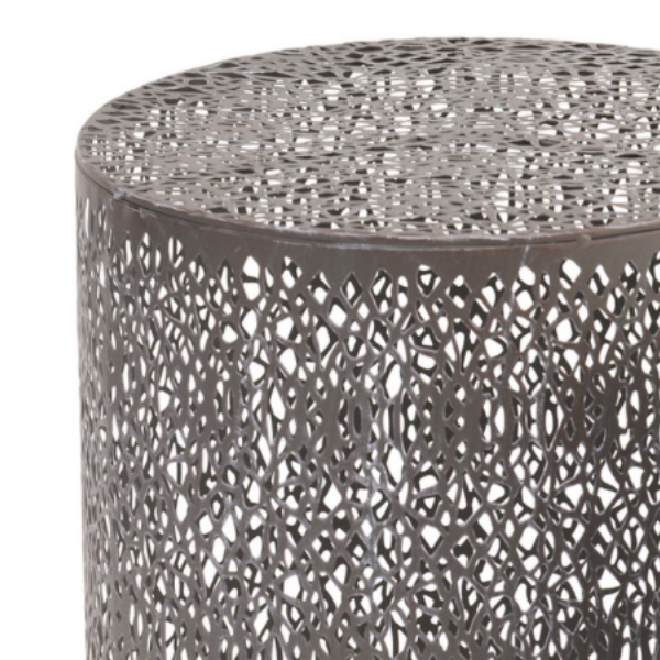 Caprio Grey Nesting Side Tables