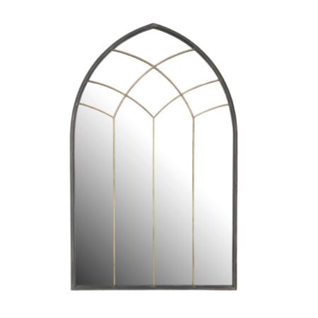 eglise garden mirror