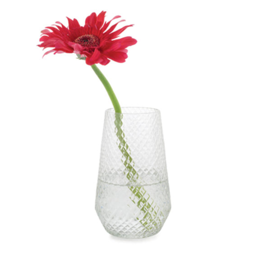 glass vase medium